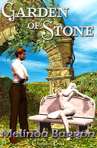 Garden of Stone by Melinda  Barron