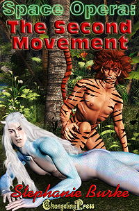 Space Opera: The Second Movement by Stephanie  Burke