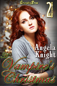 2nd Edition: A Vampire's Christmas by Angela  Knight