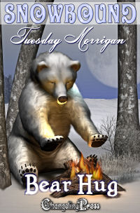 Bear Hug (Snowbound) by Tuesday  Morrigan
