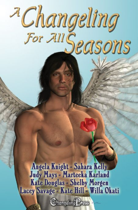A Changeling For All Seasons 1 (Print) by Lacey  Savage
