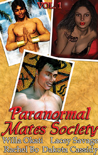 Paranormal Mates Society Vol. I (Print) by Lacey  Savage