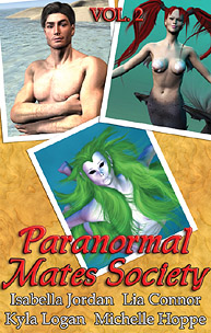 Paranormal Mates Society Vol. II (Print) by Lia  Connor
