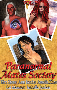 Paranormal Mates Society Vol. III (Print) by Amelia  Elias