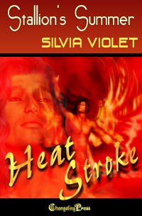 Stallion's Summer (Heat Strokes) by Silvia  Violet