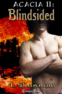 Blindsided (Acacia II) by L.  Shannon