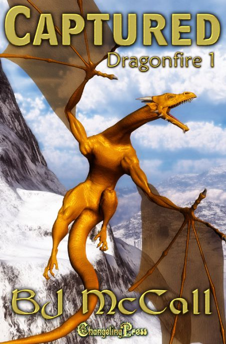 Captured (Dragonfire 1)