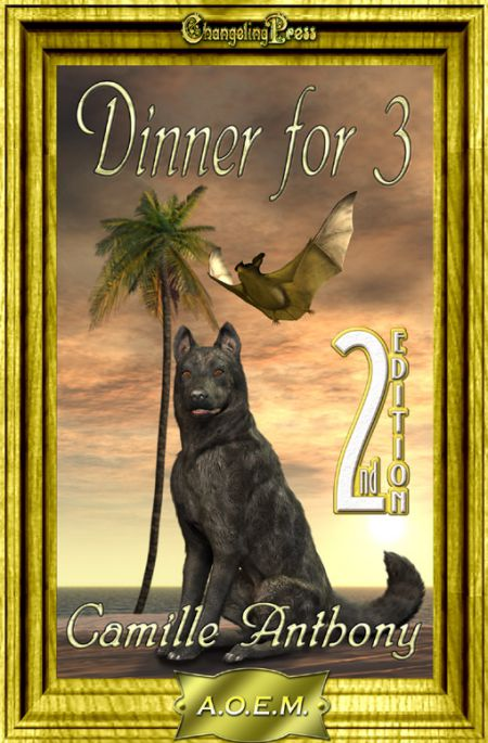 Dinner for Three (Agency of Extraordinary Mates Multi-Author 7)