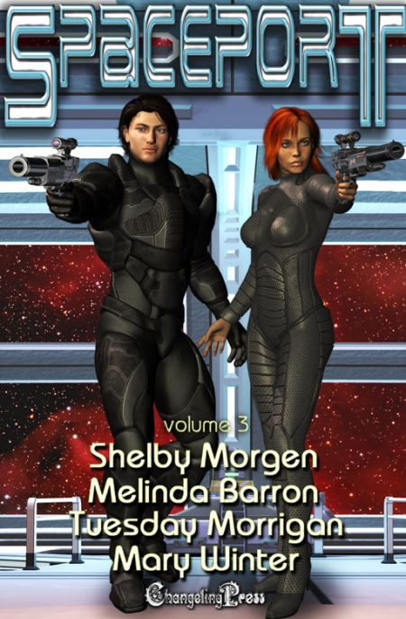 Spaceport Vol. 3 (Spaceport Multi-Author 50)