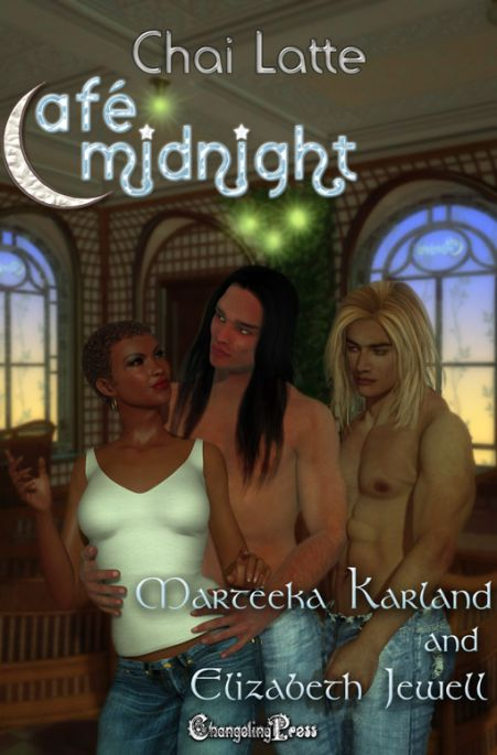 2nd Edition:Chai Latte (Cafe Midnight Multi-Author 5)