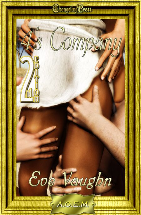 4's Company (Agency of Extraordinary Mates Multi-Author 11)