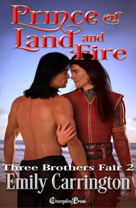 Prince of Land and Fire (Three Brothers Fair 2)