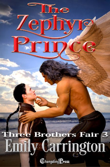 The Zephyr Prince (Three Brothers Fair 3)