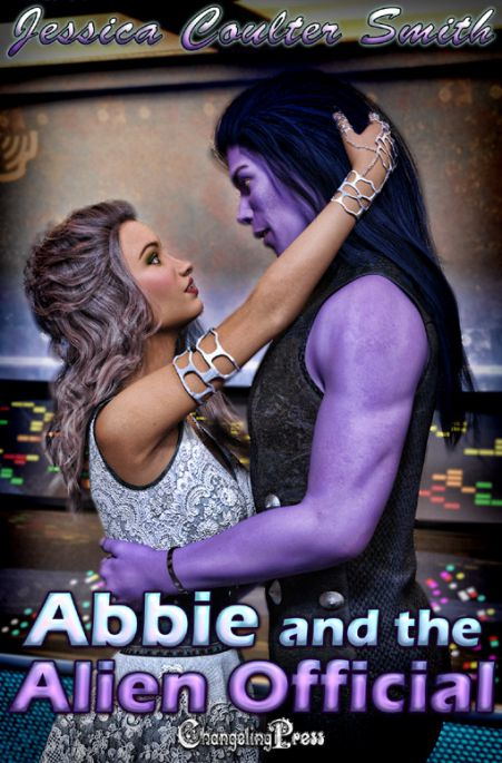 Abbie and the Alien Official (Intergalactic Brides 14)