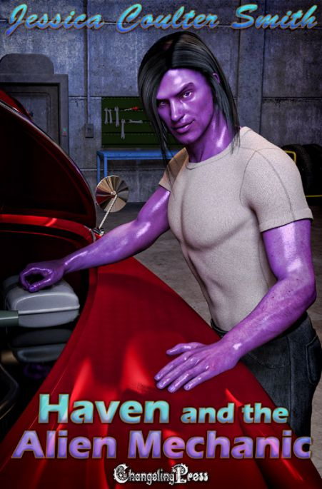 Haven and the Alien Mechanic (Intergalactic Brides 13)