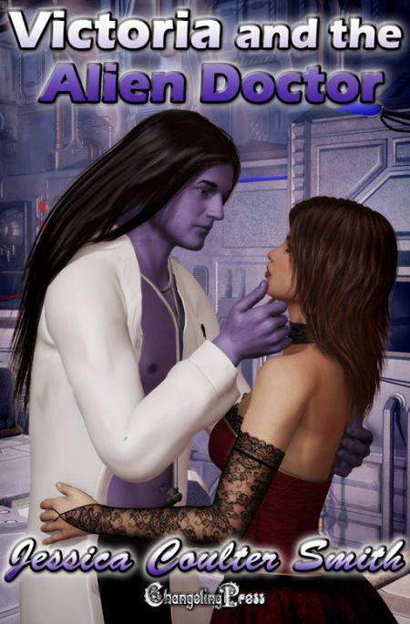 Victoria and the Alien Doctor (Intergalactic Brides 2)