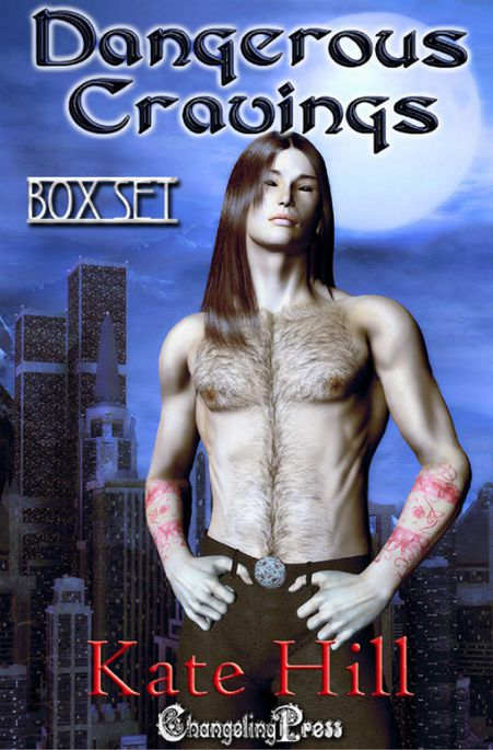 Dangerous Cravings (Box Set) (Blood and Soul 2)