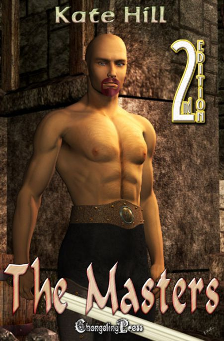 The Masters (Box Set) (Blood and Soul 5)