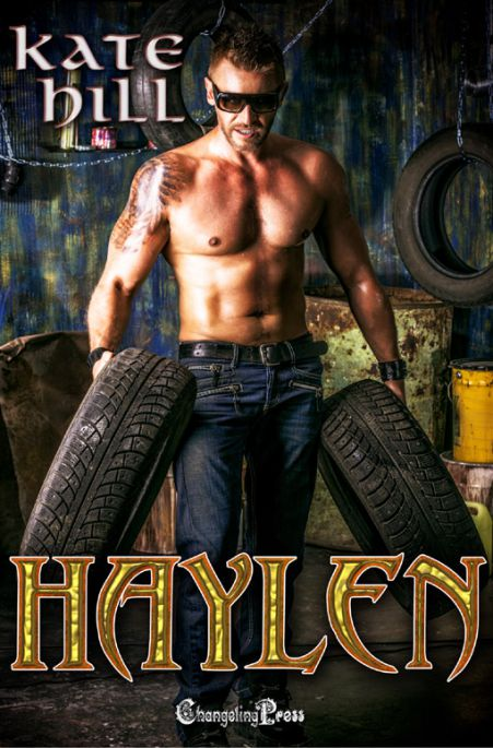 Haylen (Fangs and Fists 4)