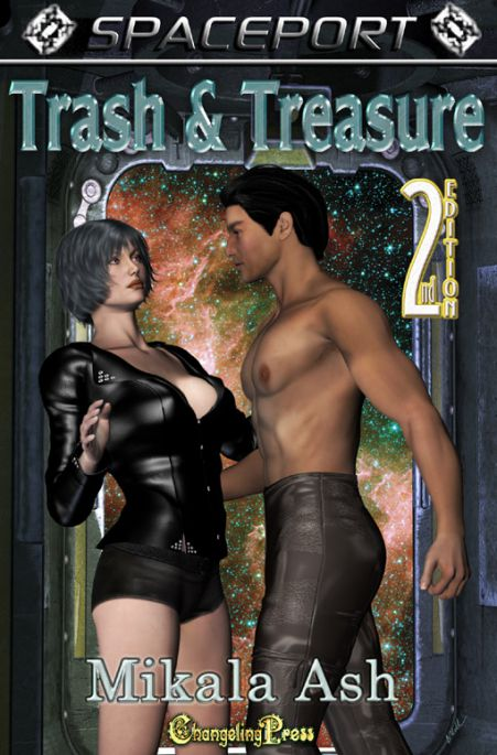 Spotlight: Trash & Treasure (Spaceport Multi-Author 3)