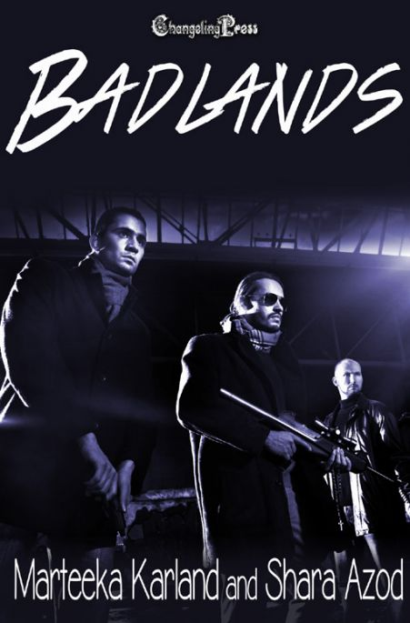 Badlands (Box Set) (Badlands 6)