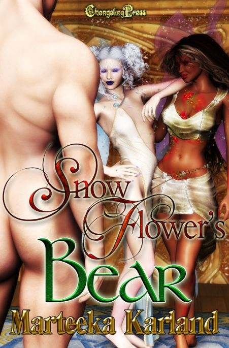 SnowFlower's Bear (The Magical Forest 4)