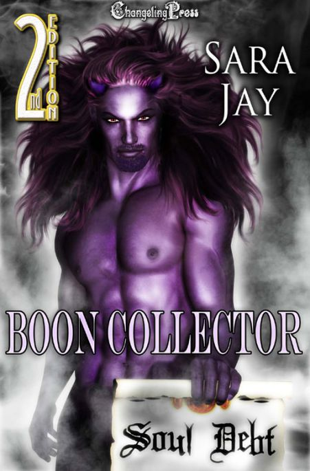 The Boon Collector (Soul Debt Multi-Author 5)