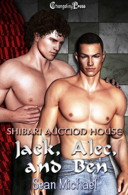 Jack, Alec & Ben (Shibari Auction House 12)