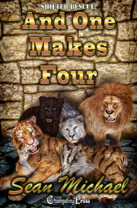 And One Makes Four (Shifter Rescue 8)