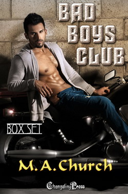 Bad Boys Club (Box Set) (Bad Boys' Club 5)