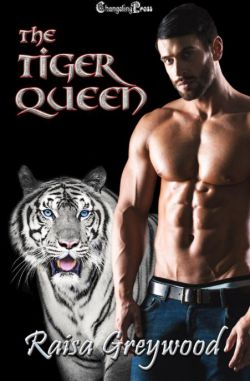 The Tiger Queen (Shifter's Mates 1)