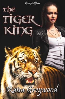 The Tiger King (Shifter's Mates 2)