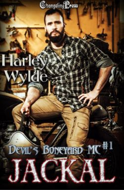 Jackal (Devils Boneyard MC 1)