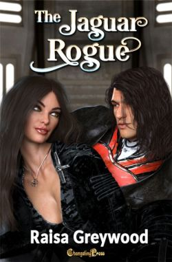 The Jaguar Rogue (Shifter's Mates 5)