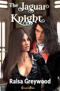 The Jaguar Knight (Shifter's Mates 6)
