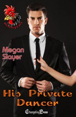 Private Dancer (The Jordan Brothers 1)