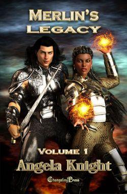 Merlin's Legacy Vol. 1 (Print) (Merlin's Legacy 4)