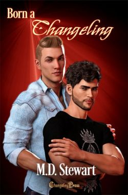 Born a Changeling (Paranormal B&B 3)