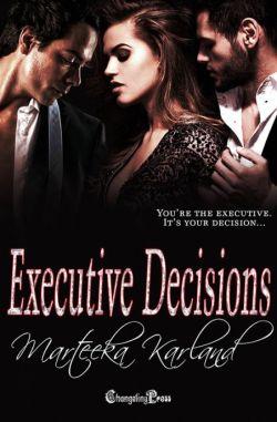 Executive Decisions (Print) (Executive Decisions 6)