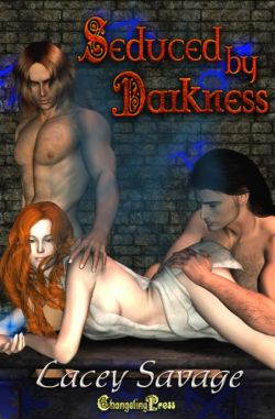 Seduced by Darkness (Print)