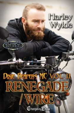Renegade/Wire Duet (Print) (Dixie Reapers MC Print 11)