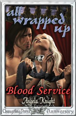 Blood Service (All Wrapped Up Multi-Author 1)