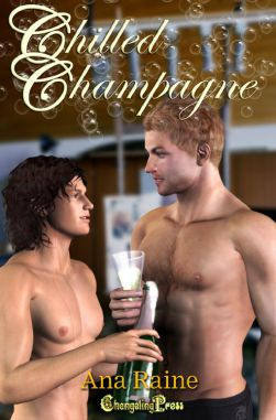 Chilled Champagne (Kline Agency 1)