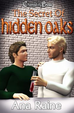 The Secret of Hidden Oaks (Hidden Oaks 1)