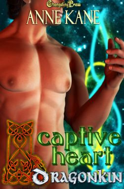 Captive Heart (DragonKin Multi Author 5)