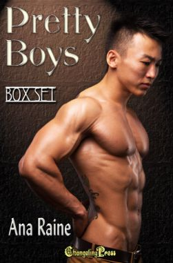 Pretty Boys (Box Set) (Pretty Boys 4)