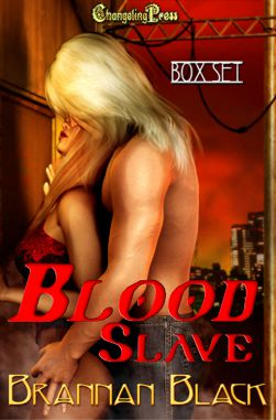Blood Slave (Box Set) (The Ageless 5)