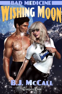 Wishing Moon (Bad Medicine Multi-Author 1)