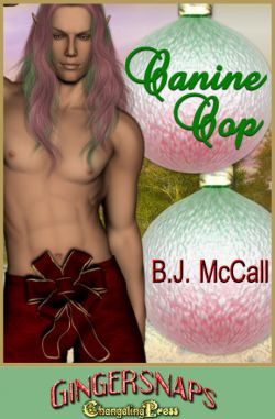 Canine Cop (Gingersnaps Multi-Author 2)