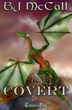 Covert (Dragonfire 3)